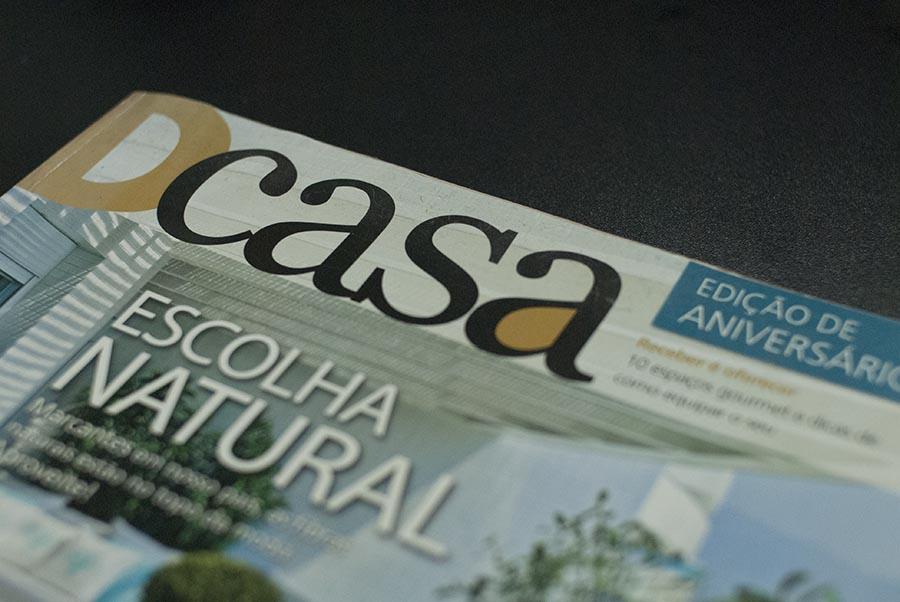 Foto de Edson Ferreira publicada na DCasa