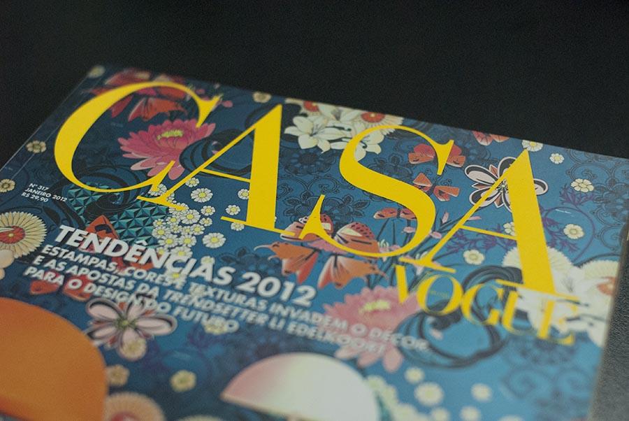 Foto de Edson Ferreira na Casa Vogue Especial Decoradores e Showrooms