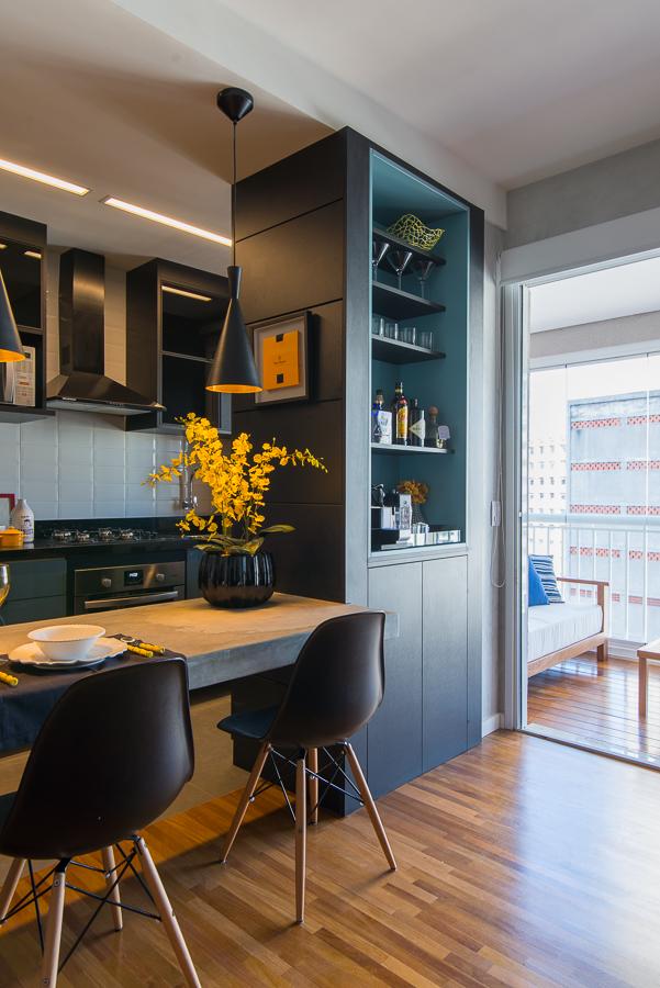 Edson ferreira fot grafo fotografia de arquitetura for Diseno de apartamento de 60m2