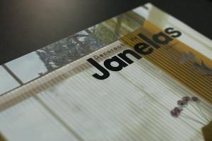 Foto de Edson Ferreira para o livro Decoração de Janelas