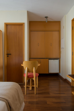 Fotografia hotelaria quarto