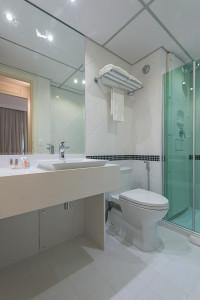 Fotografia hotelaria banheiro