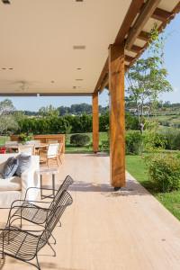 Fotografia de varanda residencial