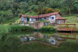 Fotografia de área externa residencial