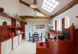 Fotografia de cozinha residencial
