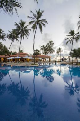 Fotografia de arquitetura piscina