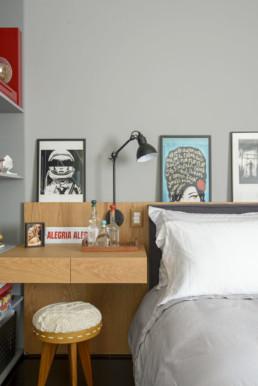 Fotografia de dormitório