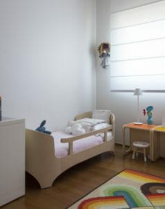 Fotografia de quarto infantil