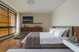 Fotografia de dormitório residencial